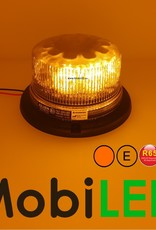 Juluen Juluen B16 Orange/Clair Gyrophare à montage fixe 10-30 Vdc  R65 Classe 1