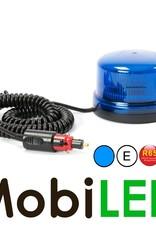 Juluen B16 Zwaailamp/Flitslamp Blauw 14 patronen magneet 10-30 Vdc R65 klasse 2
