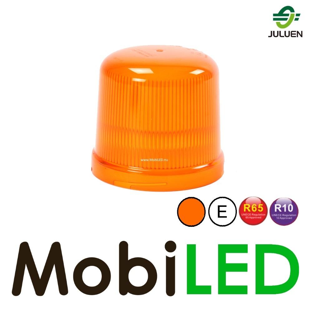 Juluen Juluen B14 Gyrophare / Lampe flash 11 motifs Pied magnétique 10-30 Vdc  R65 Classe 1