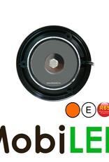 Juluen Juluen B14 Zwaailamp / Flitslamp  11 patronen Magneetvoet 10-30 Vdc R65 klasse 1