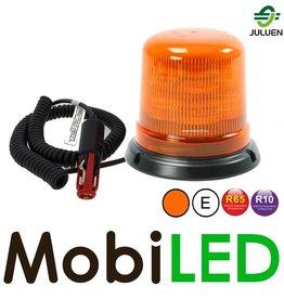 Juluen B14 Zwaailamp / Flitslamp  11 patronen Magneetvoet