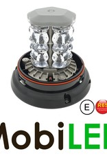 Juluen Juluen B14 Zwaailamp / Flitslamp  11 patronen vaste montage 10-30 Vdc R65 klasse 1
