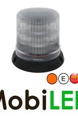 Juluen Juluen B14 Amber/Helder Zwaailamp / Flitslamp  11 patronen vaste montage 10-30 Vdc R65 klasse 1