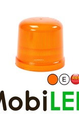 Juluen Juluen B14 Zwaailamp / Flitslamp  11 patronen DIN opsteek  10-30 Vdc R65 klasse 1