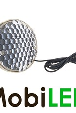 M-LED M-LED Flitser 200mm (12-24 VOLT) geprogrammeerd voor actieraam
