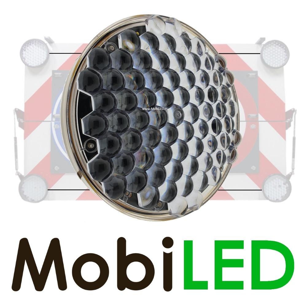 M-LED Feu clignotant M-LED 200mm (12 VOLTS) non préprogrammé