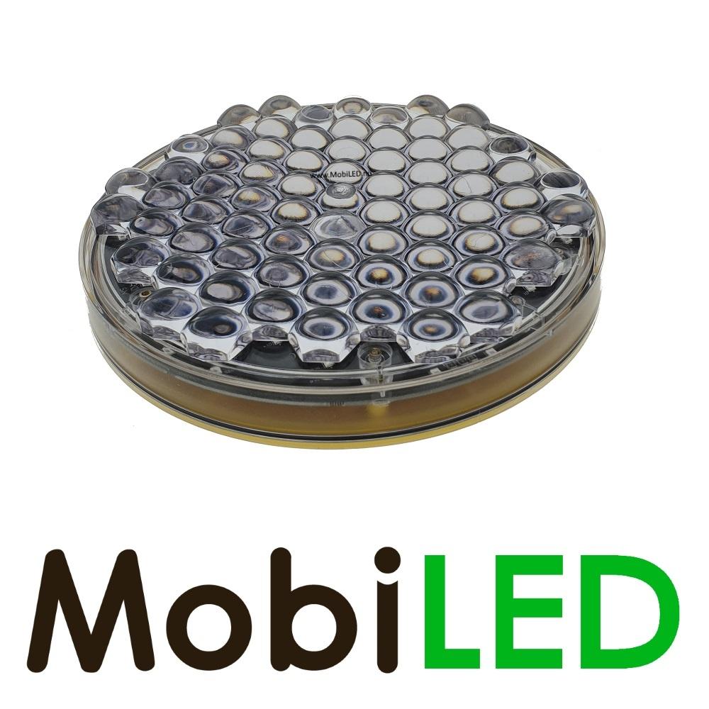 M-LED SET Flitser 200mm met Controle-box (12 VOLT) amber voor actieraam