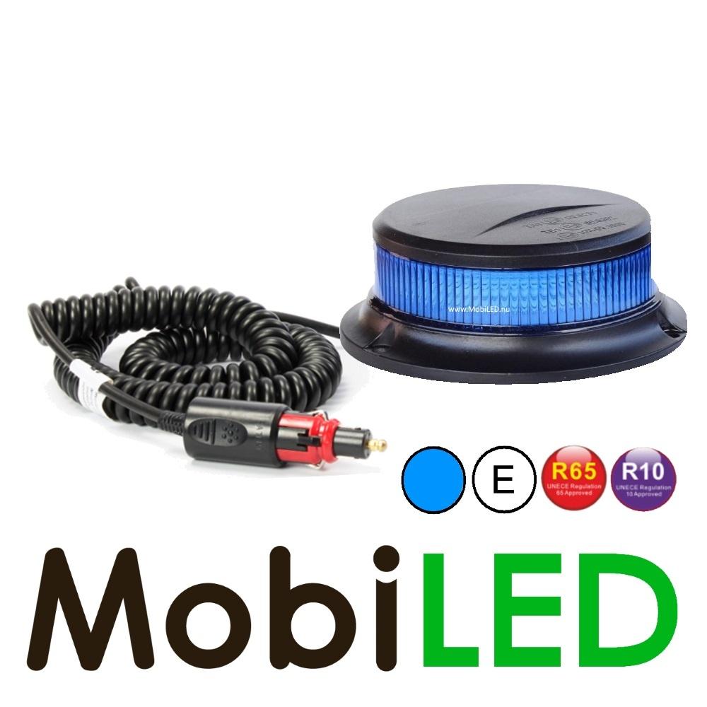 Lampe flash UFO 27w base magnétique lentille bleue