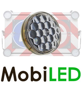 M-LED Feu clignotant M-LED 100mm (12 VOLTS)