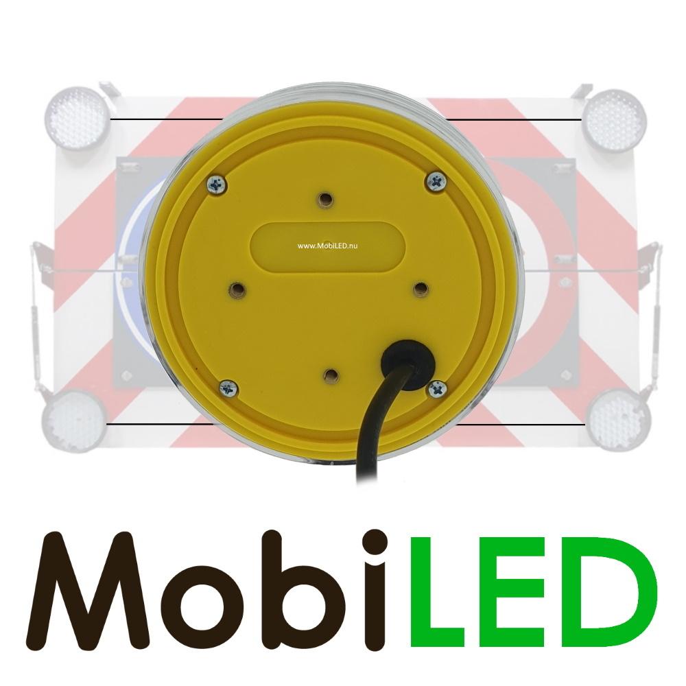 M-LED M-LED knipperlicht 100mm  (12 VOLT) niet voorgeprogrammeerd