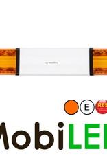 Barre flash 994 MM ECE R10-R65 Ambre - texte