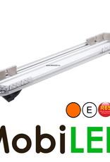 Flitsbalk 1494  ECE R10-R65 Amber -tekst