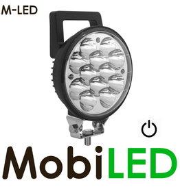 M-LED Feu de travail avec poignée et interrupteur