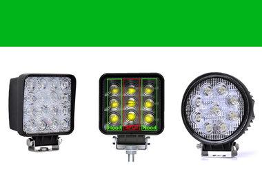 Lampes de travail standard