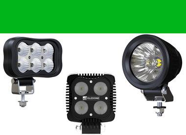 Top series werklampen
