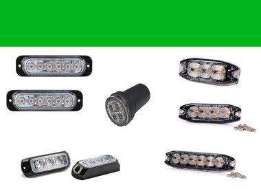 Flashes LED