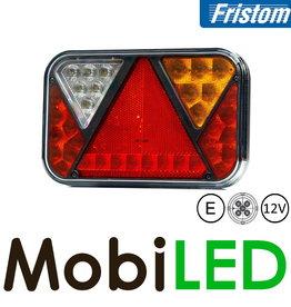Fristom 12V Fristom 270 series rechts  achteruitrijlamp 5PIN