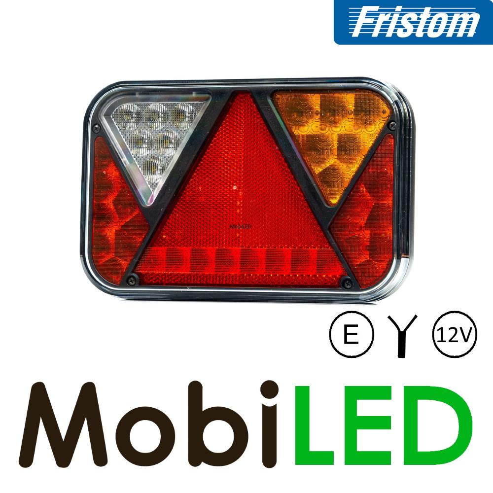 Fristom LED achterlicht 12V Fristom 270 series rechts  achteruitrijlamp/kenteken  E-keur