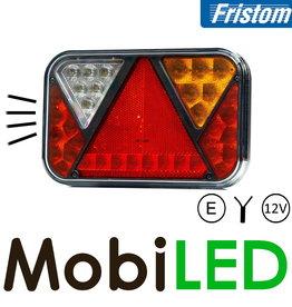 Fristom 12V Fristom 270 series rechts  achteruitrijlamp/kenteken