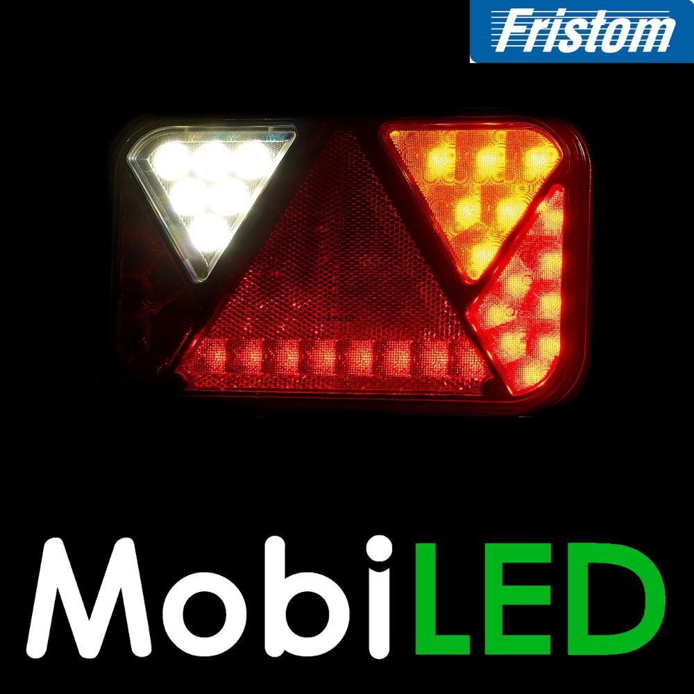 Fristom Fristom 270 series kentekenverlichting 5PIN - Set - 12V - E-keur
