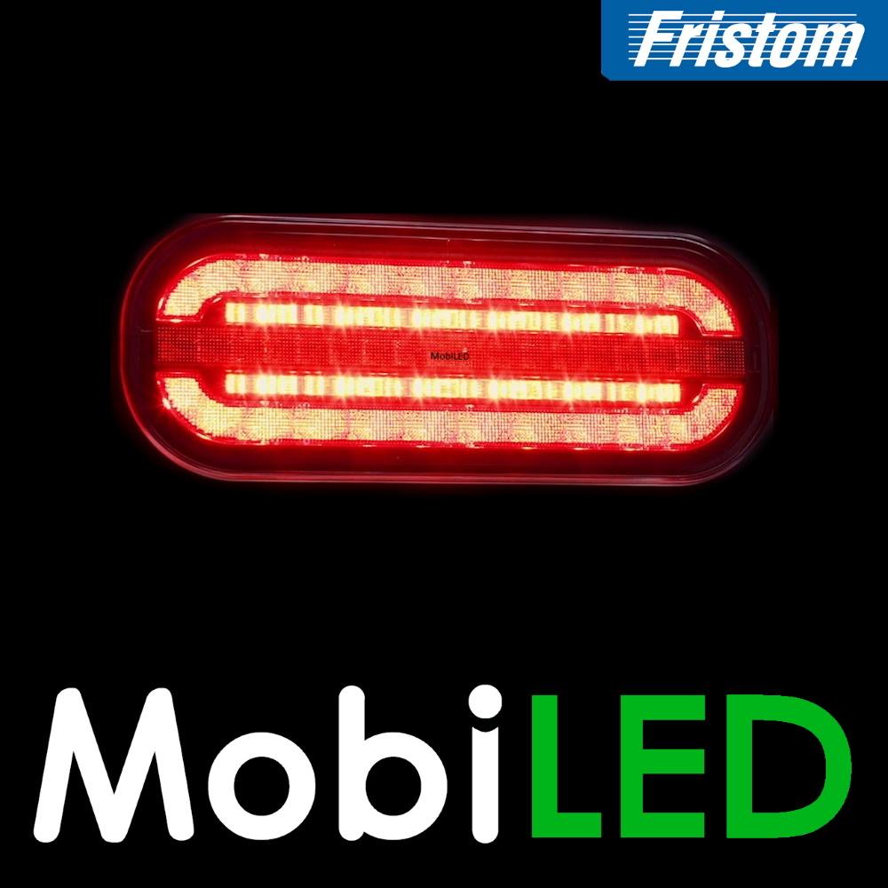 Fristom FT 320 Bajonet + Superseal, E keur, dynamisch LED knipperlicht