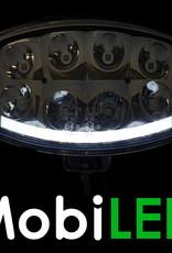 M-LED Spot à LED Supernova avec feu de position en bas