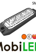 M-LED M-LED Flitser Amber  E-keur