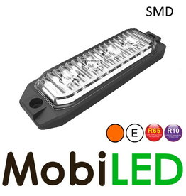 M-LED M-LED Flash ambre  E-marque