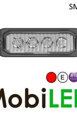M-LED M-LED Flitser Rood  E-keur