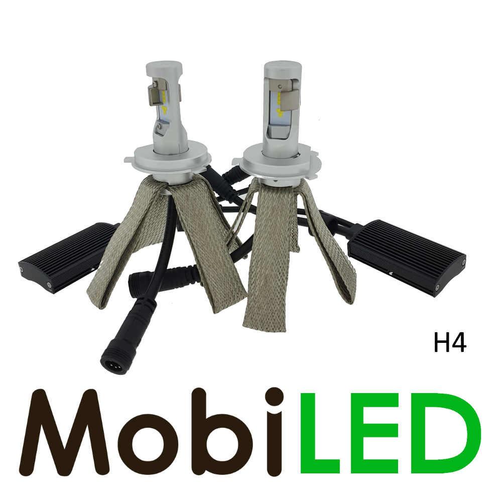 H4 led koplampenset compact fit G10 P-Series