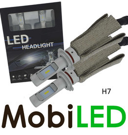 H7 led koplampenset compact fit G10 P-Series
