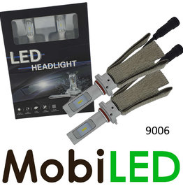 9006 led koplampenset compact fit G10 P-Series