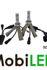 9006 led koplampen set Compact Fit G10 P-Series