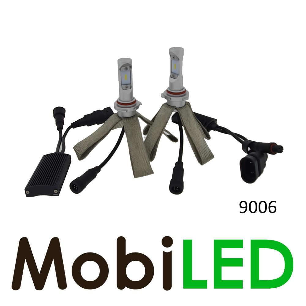 9006 led koplampenset compact fit G10 P-Series