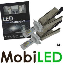 H4 LED koplampen set compact fit