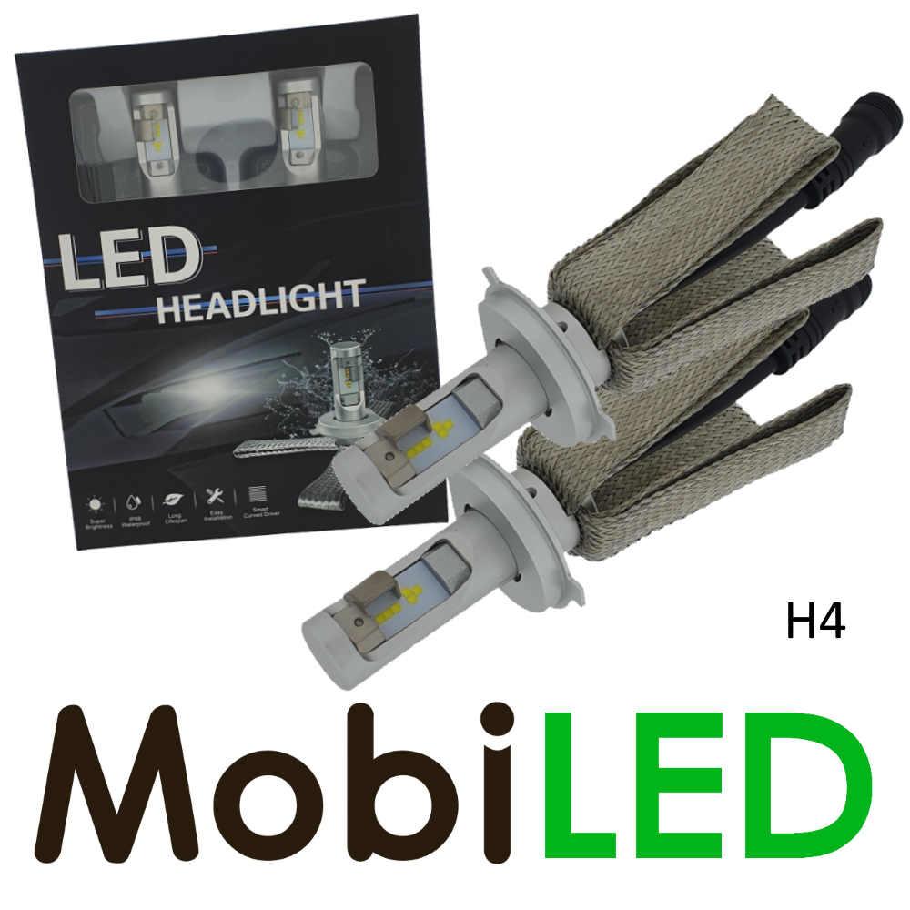 H4 LED koplampen Compact Fit