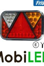 Fristom Set Fristom 270 series kentekenverlichting - 12V - E-keur