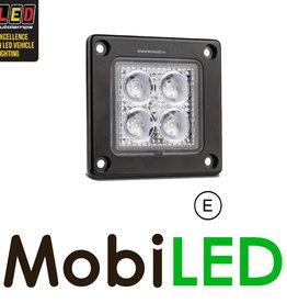 LED autolamps LED Projecteur carré E-mark