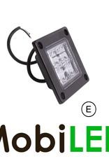LED autolamps LED breedstraler E-keur vierkant