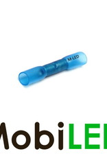 M-LED 10x M-LED PVC Connecteur de câble 1.5-2.5mm²  bleu