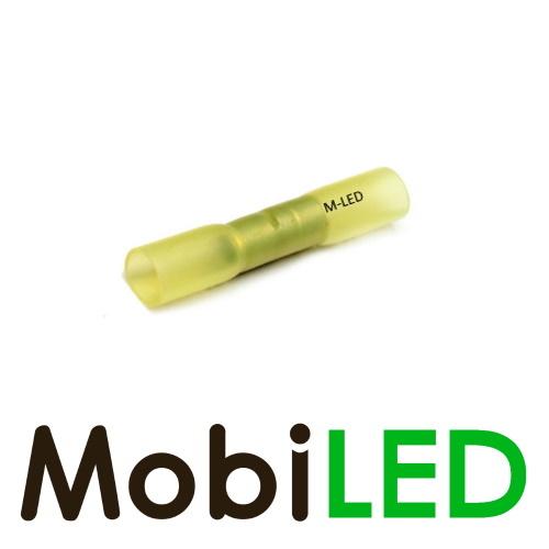 M-LED 10x M-LED PVC Kabelverbinder 4-6mm² geel