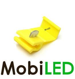 M-LED 10x Kabelverbinder splitter 4-6mm² geel
