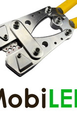Outil de pression des cosses de câble hexagonal (10-120mm²)