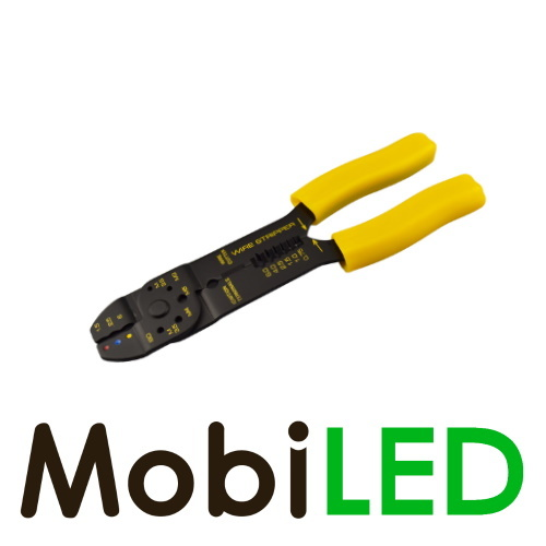 Pince serre-câbles légère, dénudée (0,75 - 6,0 mm2)