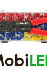 Starters kit, +/- 306 stuks inclusief tang