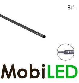 M-LED Tubes thermorétractables 3: 1 avec adhésif  (4.8 → 1.6mm)