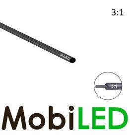 M-LED Tubes thermorétractables 3: 1 avec adhésif  (6.4 → 2mm)
