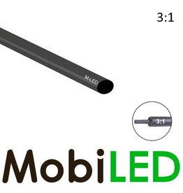 M-LED Tubes thermorétractables 3: 1 avec adhésif  (19.1→ 6mm)