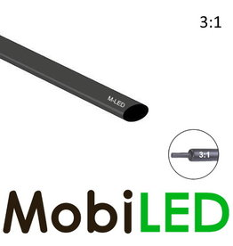 M-LED 3:1 Krimpkous 120cm met lijmlaag (25.4 → 8.5mm)