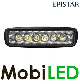 M-LED Lampe de travail 18W mini LED-barre projecteur large